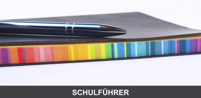 Service - Stift auf Buch