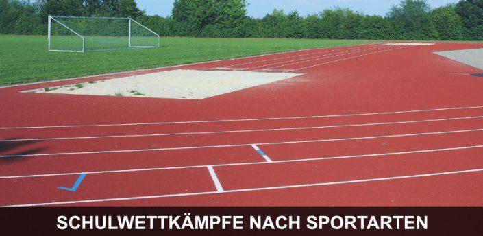Wettkämpfe - Sportplatz